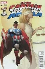 All-New Captain America (2015) #1 Variant L: CBLDF Exclusive