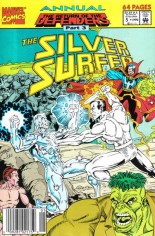 Silver Surfer (1987-1998) #Annual 5 Variant A: Newsstand Edition
