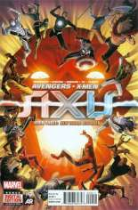 Avengers and X-Men: AXIS (2014-2015) #9 Variant A