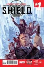 S.H.I.E.L.D. (2015-2016) #1 Variant A