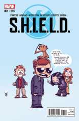 S.H.I.E.L.D. (2015-2016) #1 Variant B: Baby Cover