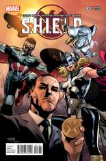 S.H.I.E.L.D. (2015-2016) #1 Variant C: Young Guns Cover