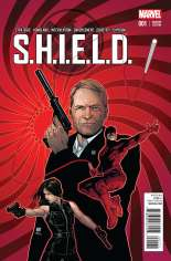 S.H.I.E.L.D. (2015-2016) #1 Variant G: Young Guns Cover