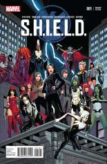 S.H.I.E.L.D. (2015-2016) #1 Variant F: Young Guns Cover