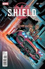 S.H.I.E.L.D. (2015-2016) #1 Variant E: Young Guns Cover