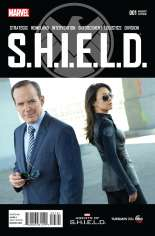 S.H.I.E.L.D. (2015-2016) #1 Variant I: Agents of SHIELD Cover