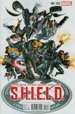 S.H.I.E.L.D. (2015-2016) #1 Variant K: Incentive Cover
