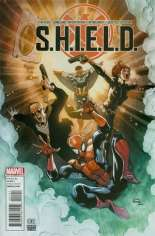 S.H.I.E.L.D. (2015-2016) #1 Variant D: Young Guns Cover
