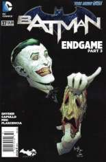Batman (2011-2016) #37 Variant A: Newsstand Edition