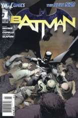 Batman (2011-2016) #1 Variant A: Newsstand Edition