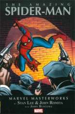 Marvel Masterworks: The Amazing Spider-Man (2003-Present) #TP Vol 8 Variant A: Black Cover