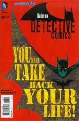 Detective Comics (2011-2016) #38 Variant A