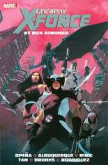 Uncanny X-Force By Rick Remender: Complete Collection (2014) #TP Vol 1