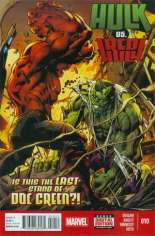 Hulk (2014-2015) #10 Variant A