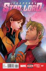 Legendary Star-Lord (2014-2015) #7 Variant A