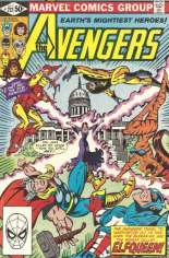Avengers (1963-1996) #212 Variant B: Direct Edition