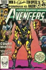 Avengers (1963-1996) #213 Variant B: Direct Edition