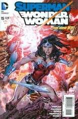 Superman/Wonder Woman (2013-2016) #15 Variant A