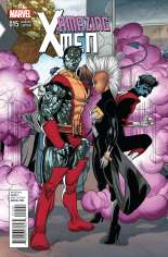 Amazing X-Men (2014-Present) #15 Variant B: Welcome Home Cover