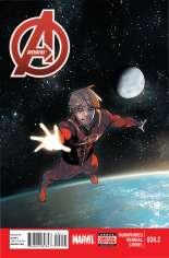 Avengers (2012-2015) #34.2 Variant A