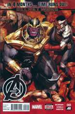 Avengers (2012-2015) #40 Variant A