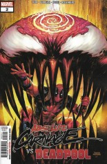 Absolute Carnage Vs Deadpool #2 Variant A