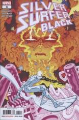 Silver Surfer Black (2019) #4 Variant A