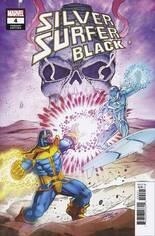 Silver Surfer Black (2019) #4 Variant B
