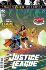 Justice League (2018-2021) #32 Variant A