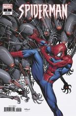 Spider-Man (2019-2021) #1 Variant D: Incentive Variant Cover