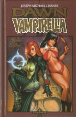 Vampirella: Roses For Dead #HC Variant A: Signed Kickstarter Edition