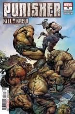 Punisher Kill Krew #3 Variant A
