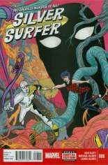 Silver Surfer (2014-2016) #8