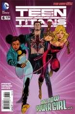 Teen Titans (2014-2016)  #6 Variant A