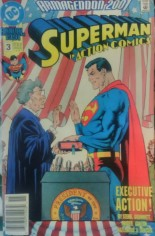Action Comics (1938-2011, 2016-Present) #Annual 3 Variant A: Newsstand Edition