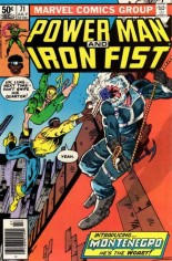 Power Man and Iron Fist (1978-1986) #71 Variant A: Newsstand Edition