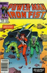 Power Man and Iron Fist (1978-1986) #118 Variant A: Newsstand Edition