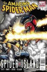 Amazing Spider-Man (1999-2014) #669 Variant A: Newsstand Edition