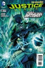 Justice League (2011-2016) #38 Variant A
