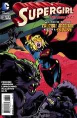 Supergirl (2011-2015) #38 Variant A