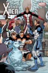 All-New X-Men (2013-2015) #35 Variant B: Welcome Home Cover