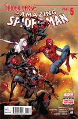 Amazing Spider-Man (2014-2015) #13 Variant A