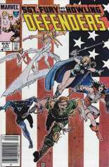 Defenders (1972-1986) #147 Variant A: Newsstand Edition