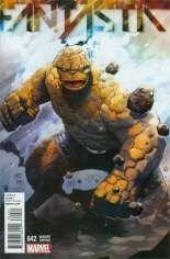 Fantastic Four (2014-2015) #642 Variant B: Character Spotlight Cover