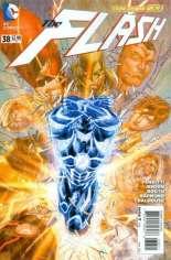 Flash (2011-2016) #38 Variant A