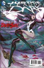 Justice League Dark (2011-2015) #38 Variant A