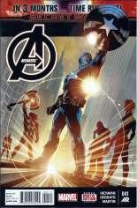 Avengers (2012-2015) #41 Variant A