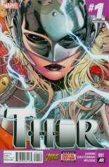 Thor (2014-2015) #1 Variant O: 4th Printing