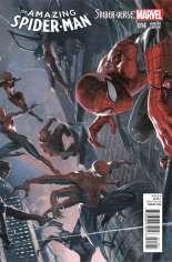 Amazing Spider-Man (2014-2015) #14 Variant B: Incentive Cover