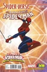 Amazing Spider-Man (2014-2015) #14 Variant C: Marvel Animation Spider-Verse Cover